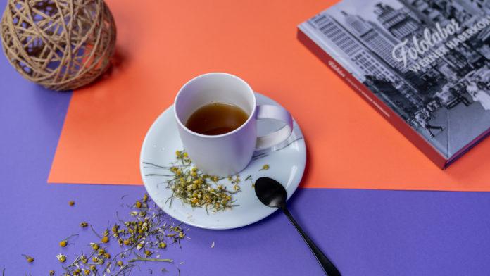 chá para inchaço