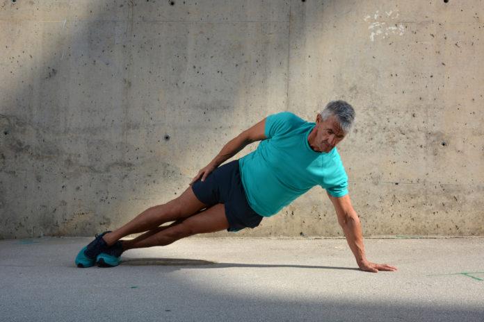 Perda de massa muscular em idosos