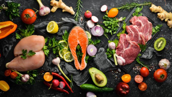 proteínas animal e vegetal
