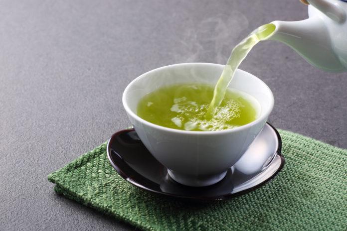 Chá verde ajuda na saúde do coração